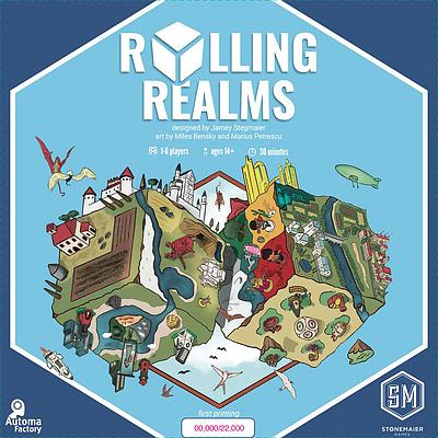 Einfach und sicher online bestellen: Rolling Realms (Englisch) in Österreich kaufen.
