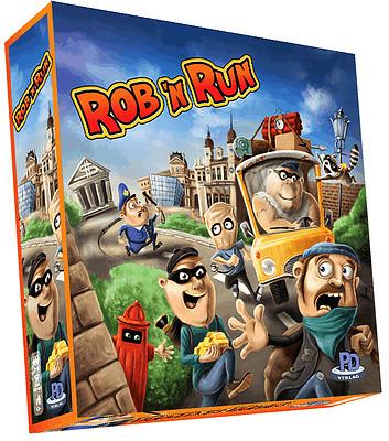 Einfach und sicher online bestellen: Rob'n Run in Österreich kaufen.