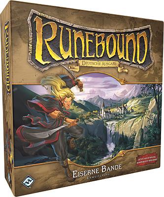 Einfach und sicher online bestellen: Runebound - Eiserne Bande in Österreich kaufen.