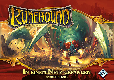 Einfach und sicher online bestellen: Runebound - In einem Netz gefangen in Österreich kaufen.