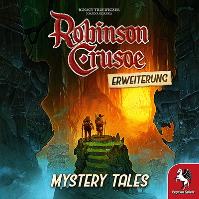 Einfach und sicher online bestellen: Robinson Crusoe: Mystery Tales in Österreich kaufen.
