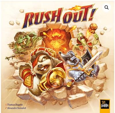 Einfach und sicher online bestellen: Rush Out! in Österreich kaufen.