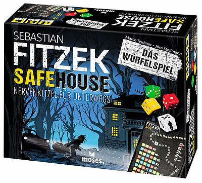 Einfach und sicher online bestellen: Safehouse: Das Würfelspiel - Sebastian Fitzek in Österreich kaufen.