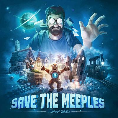Einfach und sicher online bestellen: Save the Meeples in Österreich kaufen.
