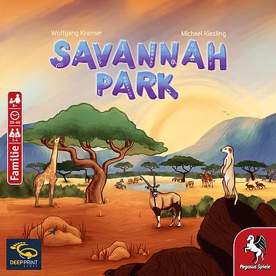 Einfach und sicher online bestellen: Savannah Park in Österreich kaufen.