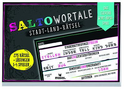 Einfach und sicher online bestellen: Salto Wortale in Österreich kaufen.