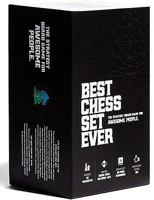 Einfach und sicher online bestellen: Best Chess Set Ever in Österreich kaufen.