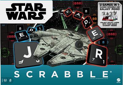 Einfach und sicher online bestellen: Scrabble - Star Wars in Österreich kaufen.