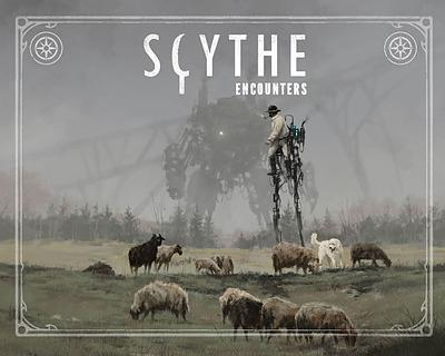 Einfach und sicher online bestellen: Scythe - Encounters (Englisch) in Österreich kaufen.