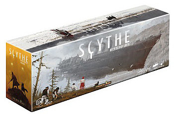 Einfach und sicher online bestellen: Scythe - Kolosse der Lüfte in Österreich kaufen.