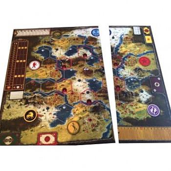Einfach und sicher online bestellen: Scythe: Game Board Extension in Österreich kaufen.