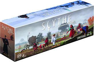 Einfach und sicher online bestellen: Scythe: Invasoren aus der Ferne in Österreich kaufen.
