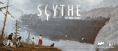 Einfach und sicher online bestellen: Scythe: The Wind Gambit (Englisch) in Österreich kaufen.