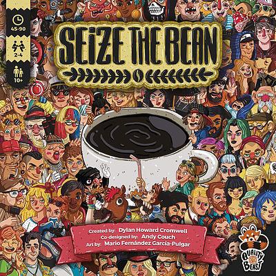 Einfach und sicher online bestellen: Seize the Bean in Österreich kaufen.