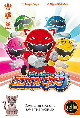 Einfach und sicher online bestellen: Sentai Cats in Österreich kaufen.