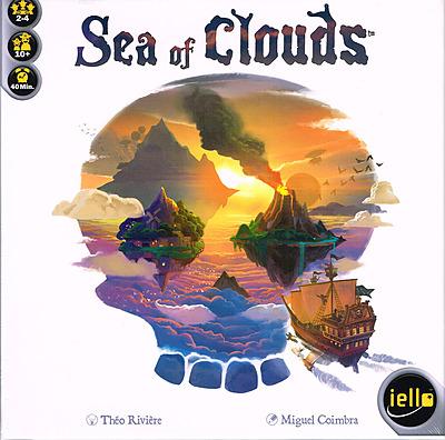 Einfach und sicher online bestellen: Sea of Clouds in Österreich kaufen.