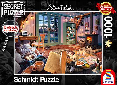 Einfach und sicher online bestellen: Secret Puzzle Ferienhaus in Österreich kaufen.