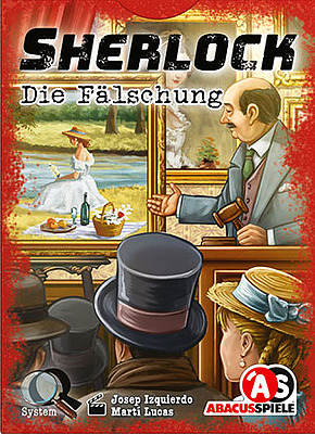 Einfach und sicher online bestellen: Sherlock - Die Fälschung in Österreich kaufen.