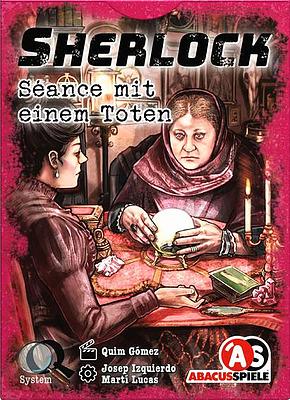Einfach und sicher online bestellen: Sherlock - Séance mit einem Toten in Österreich kaufen.