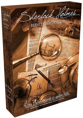 Einfach und sicher online bestellen: Sherlock Holmes Beratender Detektiv: Die Themse- in Österreich kaufen.