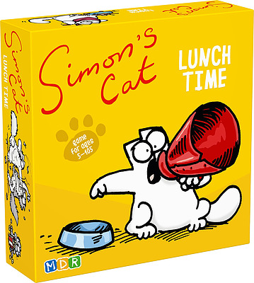 Einfach und sicher online bestellen: Simons Cat Lunch Time (Englisch) in Österreich kaufen.