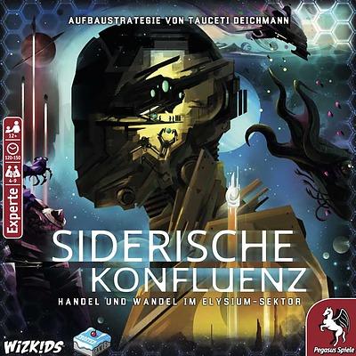 Einfach und sicher online bestellen: Siderische Konfluenz in Österreich kaufen.