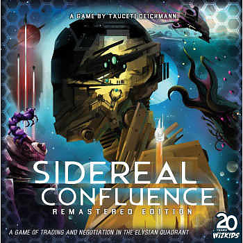 Einfach und sicher online bestellen: Sidereal Confluence: Remastered Edition (Englisch) in Österreich kaufen.