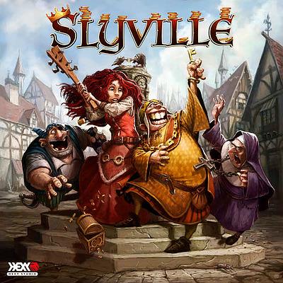 Einfach und sicher online bestellen: Slyville (Englisch) in Österreich kaufen.