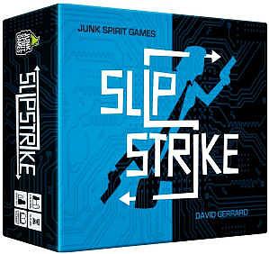 Einfach und sicher online bestellen: Slip Strike Blue Edition (Englisch) in Österreich kaufen.