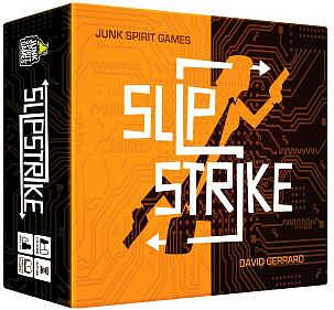 Einfach und sicher online bestellen: Slip Strike Orange Edition (Englisch) in Österreich kaufen.