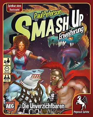 Einfach und sicher online bestellen: Smash Up: Die Unverzichtbaren in Österreich kaufen.