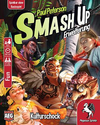 Einfach und sicher online bestellen: Smash Up: Kulturschock in Österreich kaufen.
