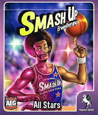 Einfach und sicher online bestellen: Smash Up: All Stars in Österreich kaufen.