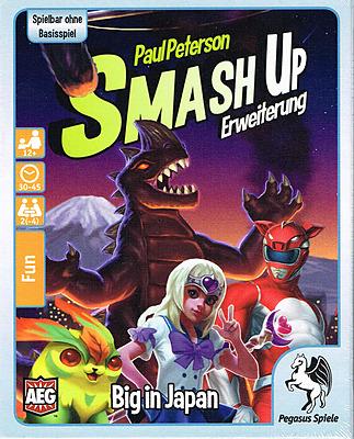 Einfach und sicher online bestellen: Smash Up 12: Big in Japan in Österreich kaufen.