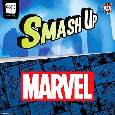 Einfach und sicher online bestellen: Smash Up: Marvel (Englisch) in Österreich kaufen.