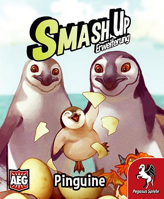 Einfach und sicher online bestellen: Smash Up: Pinguine in Österreich kaufen.