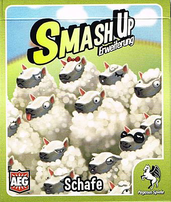 Einfach und sicher online bestellen: Smash Up: Schafe in Österreich kaufen.