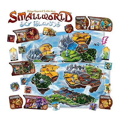 Einfach und sicher online bestellen: Small World - Sky Island in Österreich kaufen.