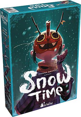 Einfach und sicher online bestellen: Snow Time in Österreich kaufen.
