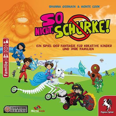 Einfach und sicher online bestellen: So nicht, Schurke! in Österreich kaufen.