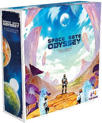 Einfach und sicher online bestellen: Space Gate Odyssey in Österreich kaufen.