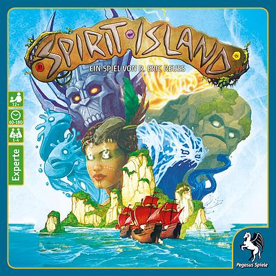 Einfach und sicher online bestellen: Spirit Island in Österreich kaufen.