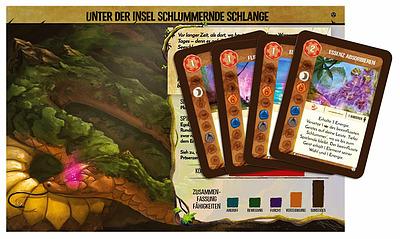 Einfach und sicher online bestellen: Spirit Island Unter d. Insel schlummernde Schlange in Österreich kaufen.