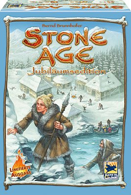 Einfach und sicher online bestellen: Stone Age (Jubiläumsausgabe) in Österreich kaufen.