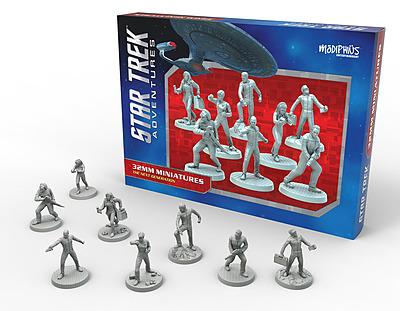 Einfach und sicher online bestellen: Star Trek Adventures: Next Generation Bridge Crew in Österreich kaufen.