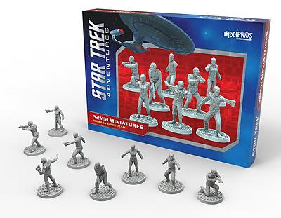 Einfach und sicher online bestellen: Star Trek Adventures: Romulan Strike Team in Österreich kaufen.