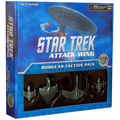 Einfach und sicher online bestellen: Romulan Faction Pack 1 in Österreich kaufen.