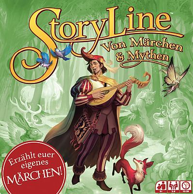 Einfach und sicher online bestellen: Storyline - Von Märchen & Mythen in Österreich kaufen.