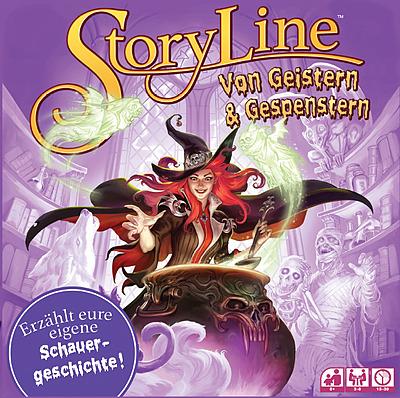 Einfach und sicher online bestellen: Storyline - Von Geistern & Gespenstern in Österreich kaufen.