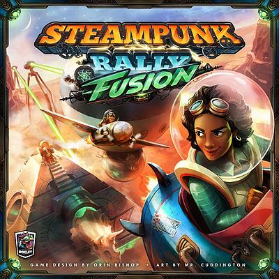 Einfach und sicher online bestellen: Steampunk Rally Fusion (Englisch) in Österreich kaufen.